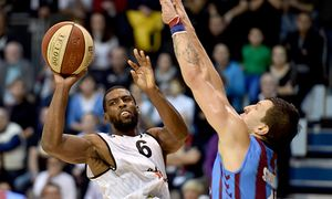 BASKETBALL - FIBA, Guessing vs Trabzonspor / Bild: (c) GEPA pictures/ Michael Riedler