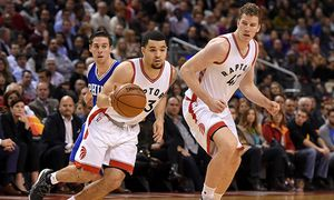 BASKETBALL - NBA, Raptors vs 76ers / Bild: (c) GEPA pictures/ USA Today