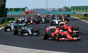 F1 Grand Prix of Hungary / Bild: (c) Getty Images (Lars Baron)