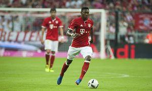FCB gegen ManCity Testspiel in der Allianz Arena Muenchen 20 07 16 im Bild David Alaba / Bild: (c) imago/Plusphoto (imago sportfotodienst)