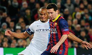 FC Barcelona v Manchester City - UEFA Champions League Round of 16 / Bild: (c) Getty Images (David Ramos)