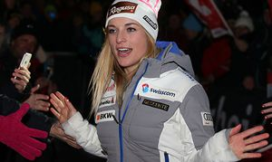 ALPINE SKIING - FIS WC Lenzerheide / Bild: (c) GEPA pictures/ Harald Steiner