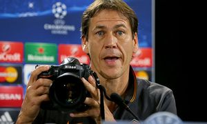 AS Roma - Training & Press Conference / Bild: (c) Bongarts/Getty Images (Alexander Hassenstein)