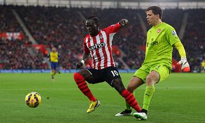 SOCCER - PL, Southampton vs Arsenal / Bild: (c) GEPA pictures/ AMA sports