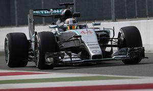 Motorsports FIA Formula One World Championship WM Weltmeisterschaft 2015 Grand Prix of Italy 44 L / Bild: (c) imago/HochZwei (imago sportfotodienst)