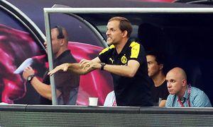 SOCCER - 1. DFL, Leipzig vs Dortmund / Bild: (c) GEPA pictures/ Sven Sonntag