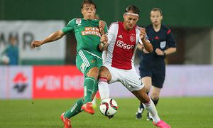 SOCCER - CL quali, Rapid vs Ajax