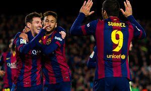 FC Barcelona v RCD Espanyol - La Liga / Bild: (c) Getty Images (Alex Caparros)