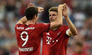 FC Bayern Muenchen v AC Milan  - Audi Cup 2015 / Bild: (c) Bongarts/Getty Images (Dennis Grombkowski)