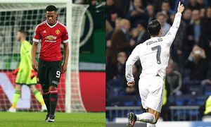 Partido de futbol entre el Real Madrid y el Malmo FF de la Champions League 2015 2016 celebrado en / Bild: (c) imago/Cordon Press/Miguelez Spor (imago sportfotodienst)