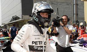 Motorsports FIA Formula One World Championship WM Weltmeisterschaft 2015 Grand Prix of Brazil 6 N / Bild: (c) imago/HochZwei (imago sportfotodienst)