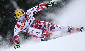 ALPINE SKIING - FIS WC Garmisch Partenkirchen / Bild: (c) GEPA pictures/ Andreas Pranter