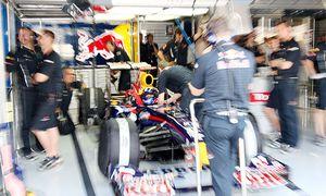 FORMEL 1 - Grand Prix Italien / Bild: (c) GEPA pictures/ Mathias Kniepeiss