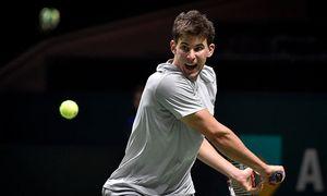 TENNIS - ATP Tournament Rotterdam / Bild: (c) GEPA pictures/ Pro Shots