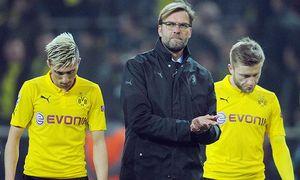 SOCCER - CL, Dortmund vs Juventus / Bild: (c) GEPA pictures/ Witters