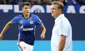 xuhx Gelsenkirchen Veltins Arena 21 09 16 1 Bundesliga 4 Spieltag FC Schalke 04 1 FC Koeln / Bild: (c) imago/Jan Huebner (imago sportfotodienst)