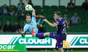 A-League Rd 25 - Perth v Sydney / Bild: (c) Getty Images (Robert Cianflone)