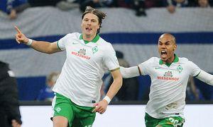 SOCCER - 1. DFL, Schalke vs Bremen