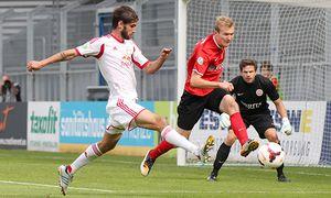 FUSSBALL - 3. Liga, Wiesbaden vs RB Leipzig / Bild: (c) GEPA pictures/ Roger Petzsche