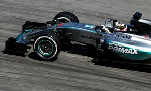 F1 Grand Prix of Malaysia - Practice / Bild: (c) Getty Images (Clive Mason)
