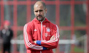 FC Bayern Muenchen - Training Session / Bild: (c) Bongarts/Getty Images (Adam Pretty)