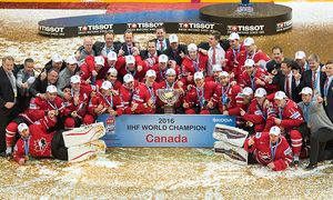 ICE HOCKEY - IIHF WC 2016 / Bild: (c) GEPA pictures/ EQ Images