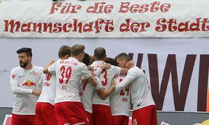SOCCER - 2.DFL, RB Leipzig vs Berlin / Bild: (c) GEPA pictures/ Kerstin Kummer