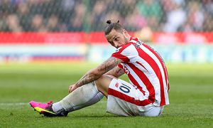 SOCCER - PL, Stoke vs Sunderland / Bild: (c) GEPA pictures/ AMA sports