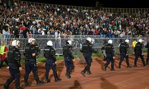 SOCCER - UEFA EURO 2016 quali, SRB vs ALB / Bild: (c) GEPA pictures/ Marko Metlas