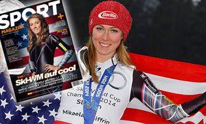 Photo Shoot with US Ski Team / Bild: (c) Getty Images (Alexis Boichard/Agence Zoom)