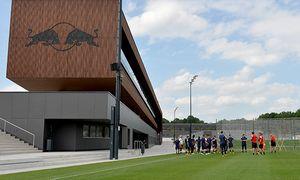 FUSSBALL - Liefering, Training / Bild: (c) GEPA pictures/ Florian Ertl