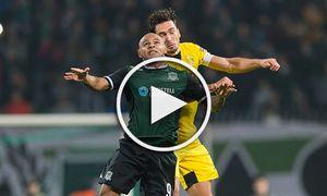 Ari gegen Mats Julian Hummels Donnerstag 26 11 2015 UEFA Europa League 5 Spieltag in der Gruppe C / Bild: (c) imago/DeFodi (imago sportfotodienst)