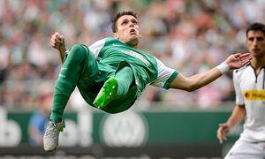 30 August 2015 Bremen Weserstadion Fussball 1 Bundesliga 3 Spieltag SV Werder Bremen Borus / Bild: (c) imago/photoarena/Eisenhuth (imago sportfotodienst)
