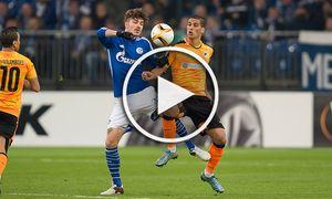 Donnerstag 26 11 2015 UEFA Europa League Saison 2015 2016 5 Spieltag in Gelsenkirchen FC Schalk / Bild: (c) imago/DeFodi (imago sportfotodienst)