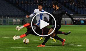 il gol di Antonio Candreva Lazio Goal celebration Roma 26 11 2015 Stadio Olimpico Football Calcio / Bild: (c) imago/Insidefoto (imago sportfotodienst)