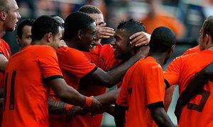 Netherlands U21 v Scotland U21 - 2015 UEFA European U21 Championships Qualifier / Bild: (c) Getty Images (Dean Mouhtaropoulos)