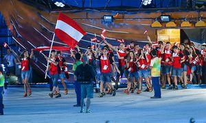 OLYMPICS - EYOF 2015 / Bild: (c) GEPA pictures/ Ch. Kelemen