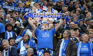 SOCCER - PL, Manchester vs Leicester / Bild: (c) GEPA pictures/ AMA sports