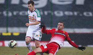 SOCCER - BL, Admira vs Rapid / Bild: (c) GEPA pictures/ Philipp Brem