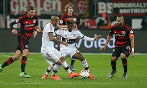 06 02 2016 xovx Fussball 1 Bundesliga Bayer 04 Leverkusen FC Bayern München emspor v l Chris / Bild: (c) imago/Jan Huebner (imago sportfotodienst)
