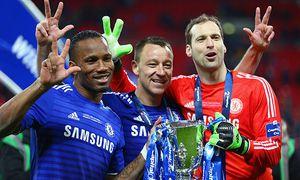 Chelsea v Tottenham Hotspur - Capital One Cup Final / Bild: (c) Getty Images (Clive Mason)