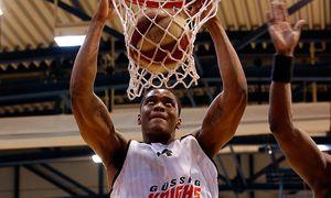 BASKETBALL - FIBA EC Guessing vs Nanterre / Bild: (c) GEPA pictures/ David Rodriguez