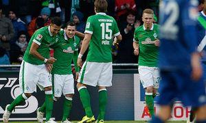 SV Werder Bremen v VfL Wolfsburg - Bundesliga / Bild: (c) Bongarts/Getty Images (Joern Pollex)