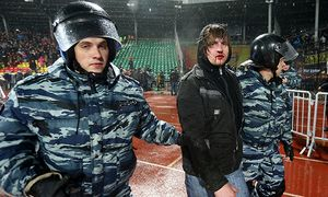 SOCCER - Tula vs Torpedo / Bild: (c) GEPA pictures/ RIA Novosti