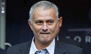 Feb 1 2016 London London UK London UK Ex Chelsea manager Jose Mourinho attends FIFA Presid / Bild: (c) imago/ZUMA Press (imago sportfotodienst)