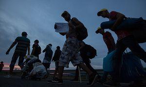 Migrants March Towards Austria / Bild: (c) Getty Images (Matt Cardy)