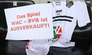 SOCCER - EL Quali, WAC vs Dortmund, preview / Bild: (c) GEPA pictures/ Hans Oberlaender