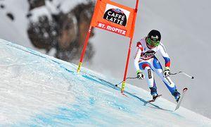 ALPINE SKIING - FIS WC St.Moritz / Bild: (c) GEPA pictures/ Florian Ertl