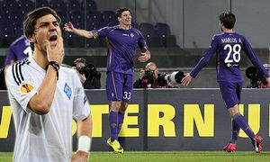 ACF Fiorentina v FC Dynamo Kyiv - UEFA Europa League: Quarter Final / Bild: (c) Getty Images (Gabriele Maltinti)