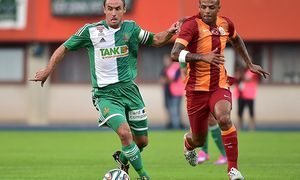 SOCCER - Rapid vs Galatasaray, test match / Bild: (c) GEPA pictures/ M. Hoermandinger